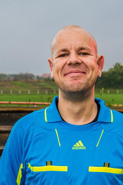 Schiedsrichter Christian Brelle