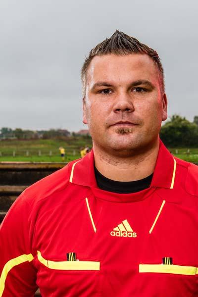 Schiedsrichter Christian Naumann