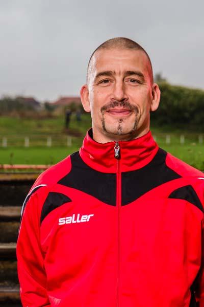 Trainer U13 Mario Ritter