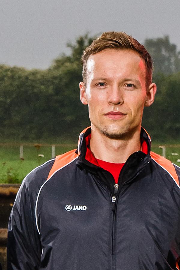 Trainer U11 Moritz Schefers