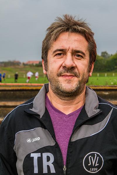 """Trainer 2.Herren Mario """"Rippe"""" Steffen"""
