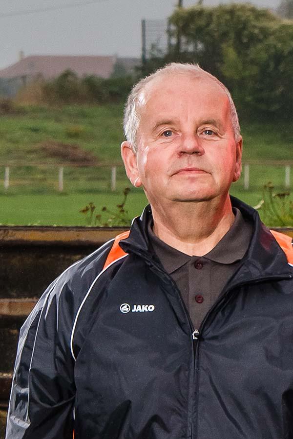 Trainer U11 Peter Zeidler