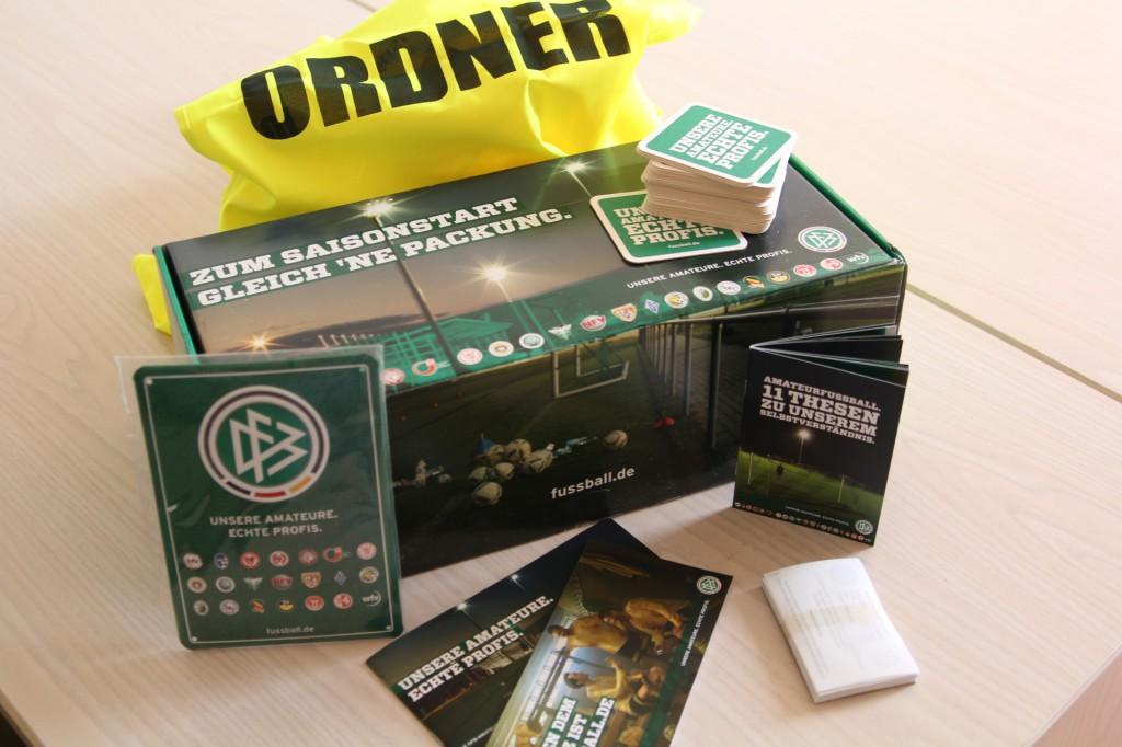 Das DFB-Amateurpaket