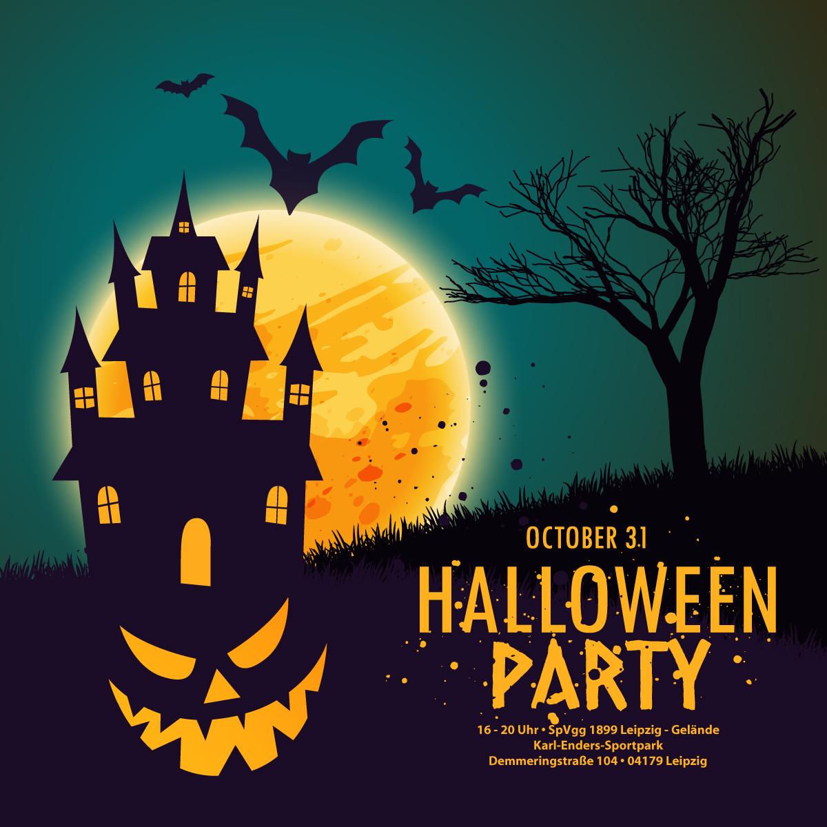 Halloween-Fest bei der SVL