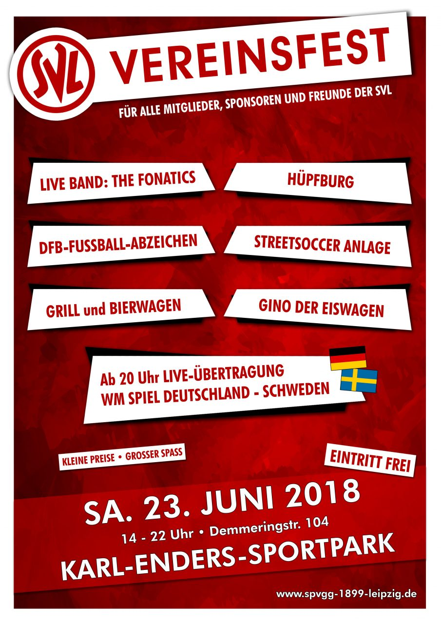 SVL-Vereinsfest