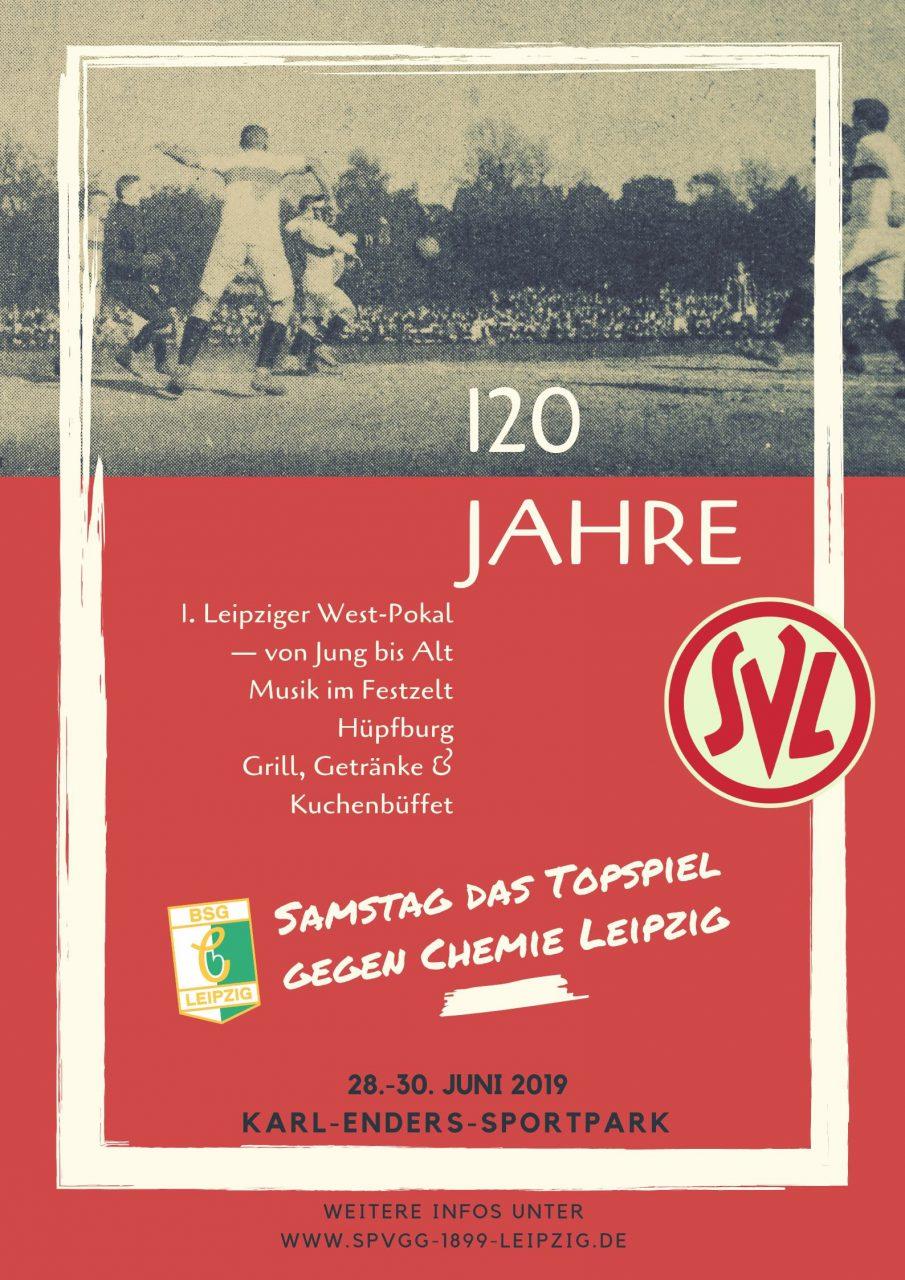 120 Jahre SVL!